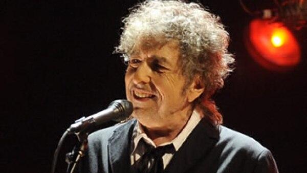 La letra de la canción fue escrita en máquina y corregida a mano por Dylan. (Foto: AP)