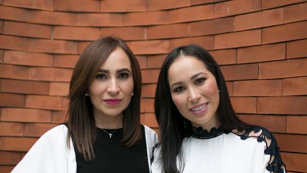 Stephanie y Fernanda Hayes