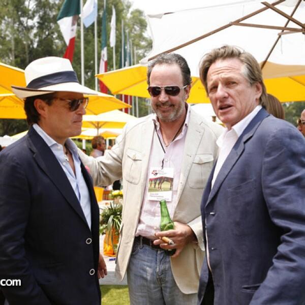 Álvaro Escobar,Luis Peyrelongue,Giorgio Brignone