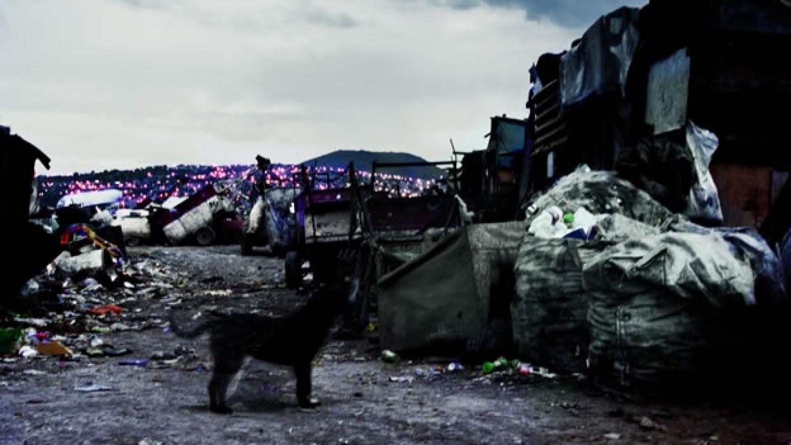 basura tiradero neza II desechos 05