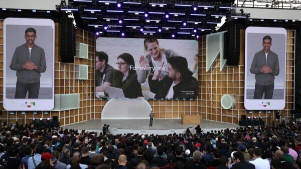 La firma arrancó el primer día de actividades de Google I/O 2019.