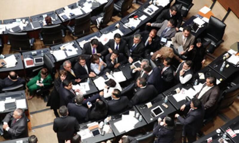 El Senado y la Cámara de Diputados aprobaron la reforma fiscal el último día del mes pasado. (Foto: Cuartoscuro)