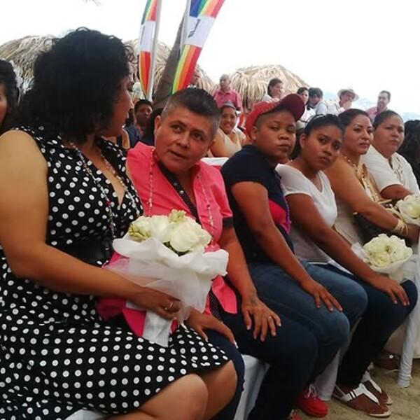 boda gay, acapulco, playa, guerrero