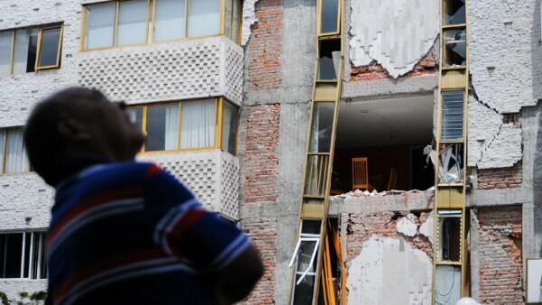 sismo ciudad de méxico daños