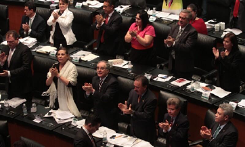 El 19 de agosto, el presidente Enrique Peña Nieto envió al Senado sus propuestas de comisionados. (Foto: Cuartoscuro)