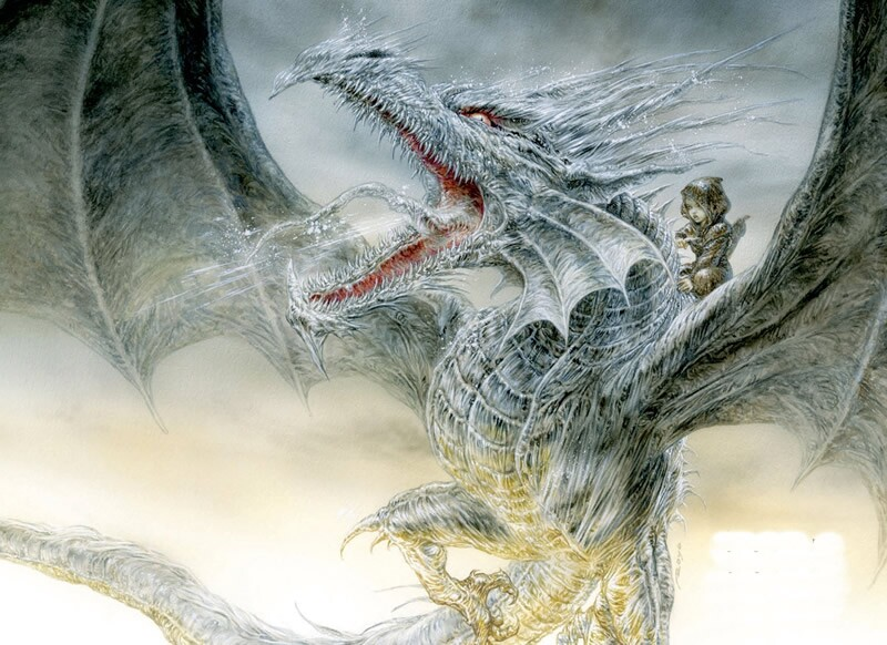 'The Ice Dragon'