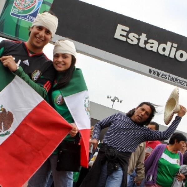 Todo listo para disputar la final del mundia sub 17 en el estadio Azteca