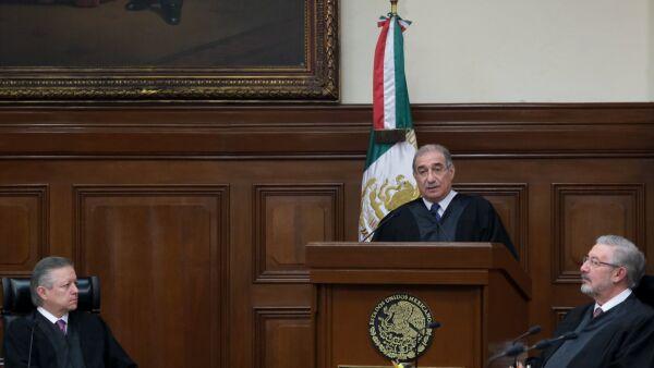 SCJN reformas al poder judicial