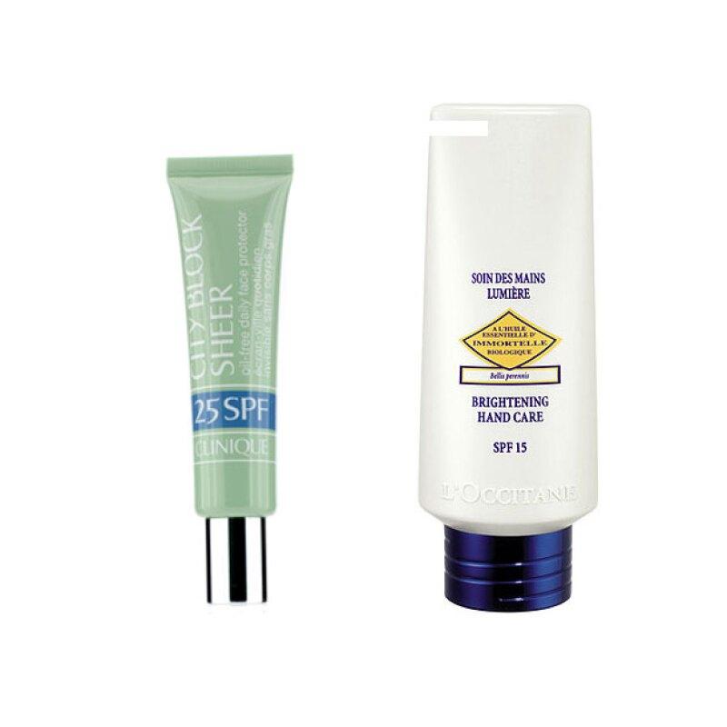 Cuida tu cuerpo de los rayos del sol con estos productos ideales para ti.