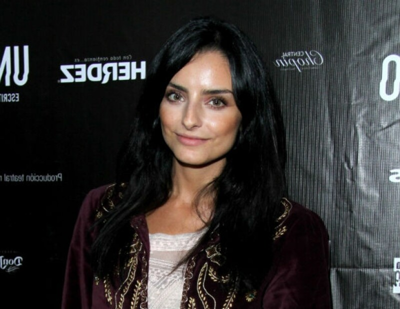 La actriz está feliz de que el bebé que Eugenio Derbez y Alessandra Rosaldo esperan será su primera hermanita.