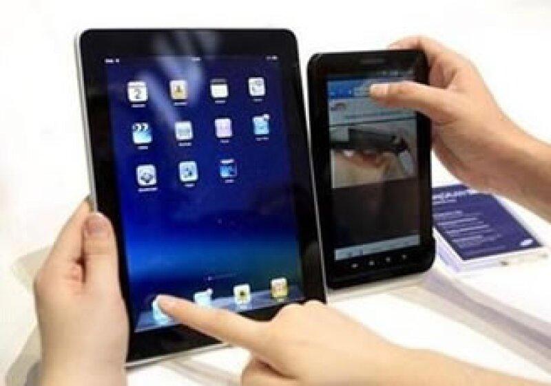 La creciente escala de ventajas de la iPad es la mayor preocupación de sus rivales. (Foto: Reuters)