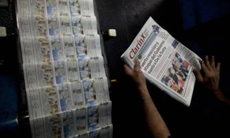 El conflicto entre el Gobierno de Argentina y Clarín comenzó hace tres años. (Foto: AP)