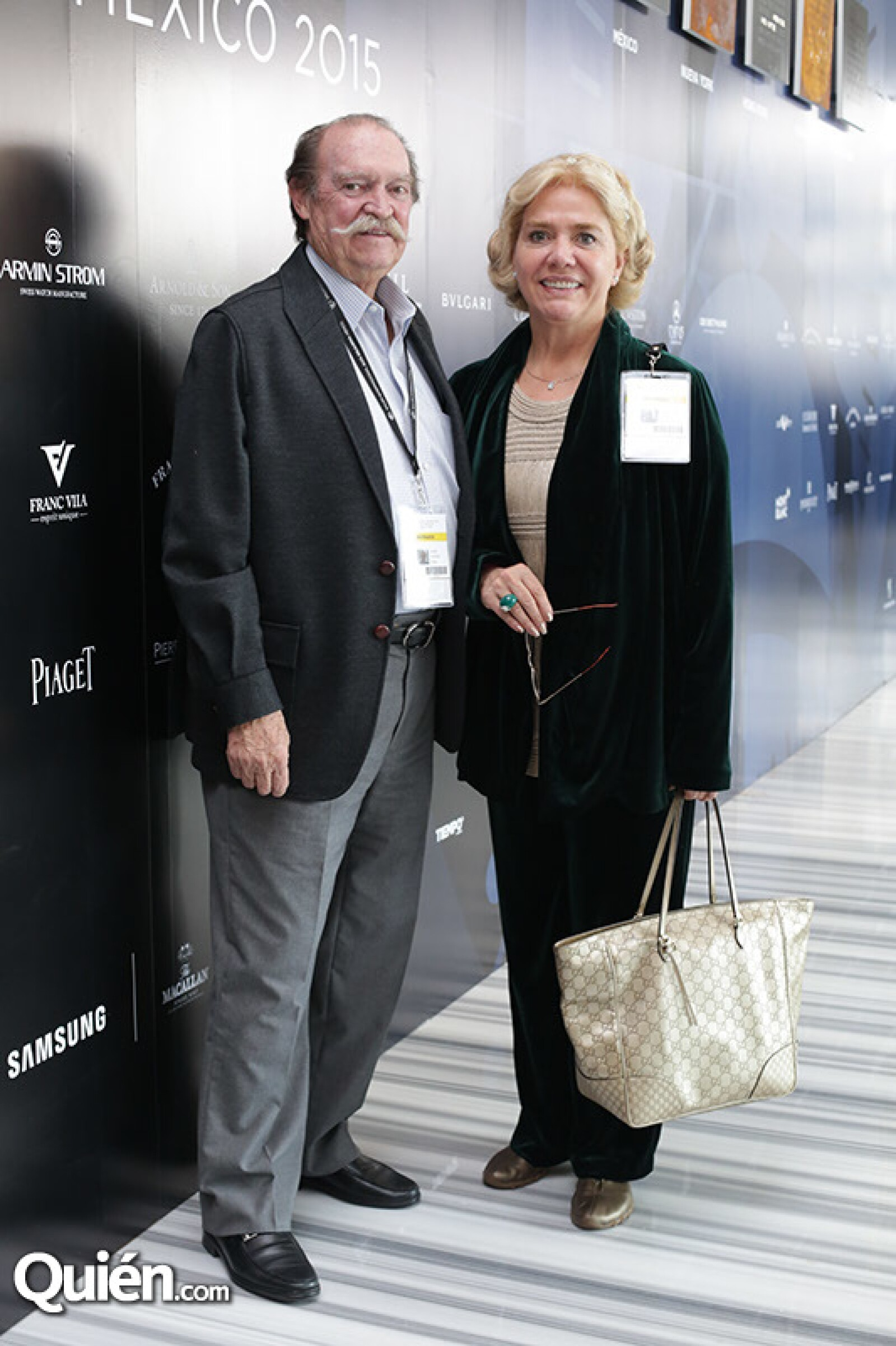 Javier y Sofía Vázquez