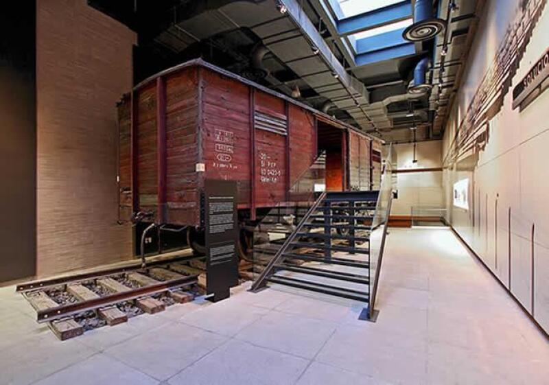 Museo Memoria y Tolerancia 3