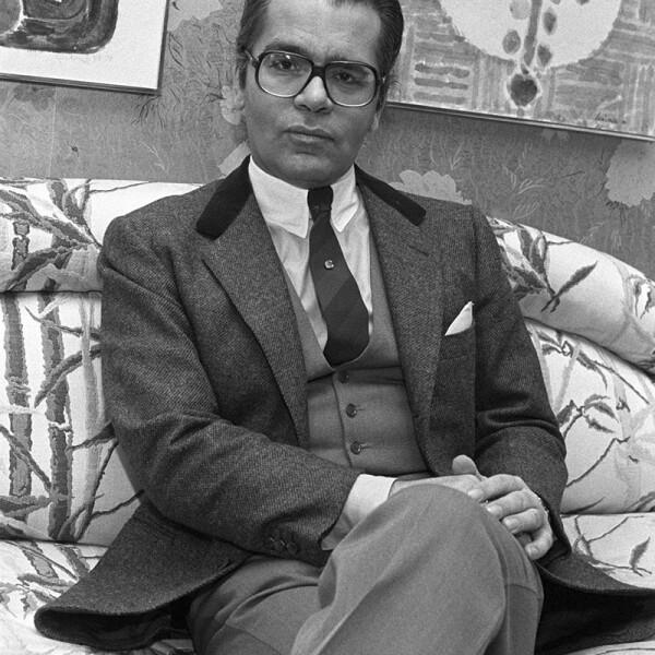 Karl Lagerfeld - 1980