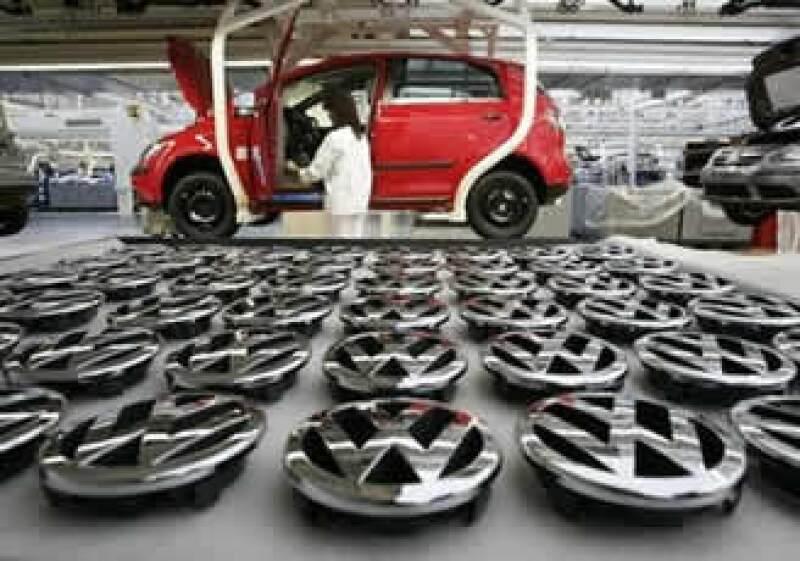 Volkswagen planea el desarrollo de nuevos productos. (Foto: AP)