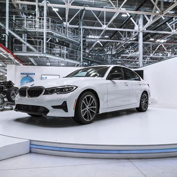 Planta BMW SLP