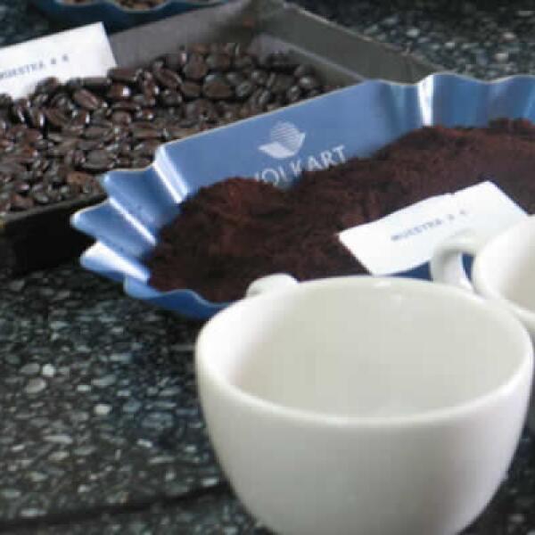 Para determinar si es un café de calidad se debe hacer una prueba de cada tasa.