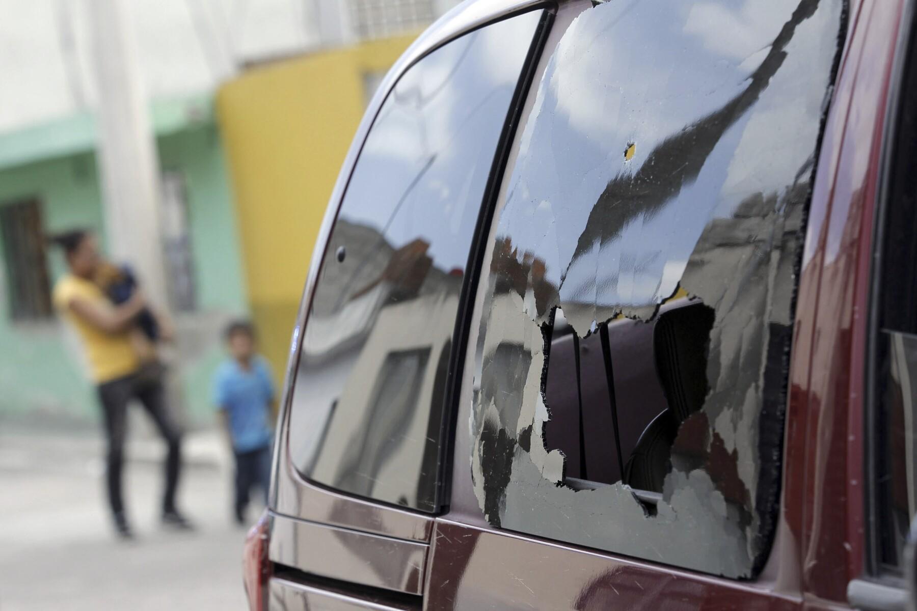 Violencia en Puebla