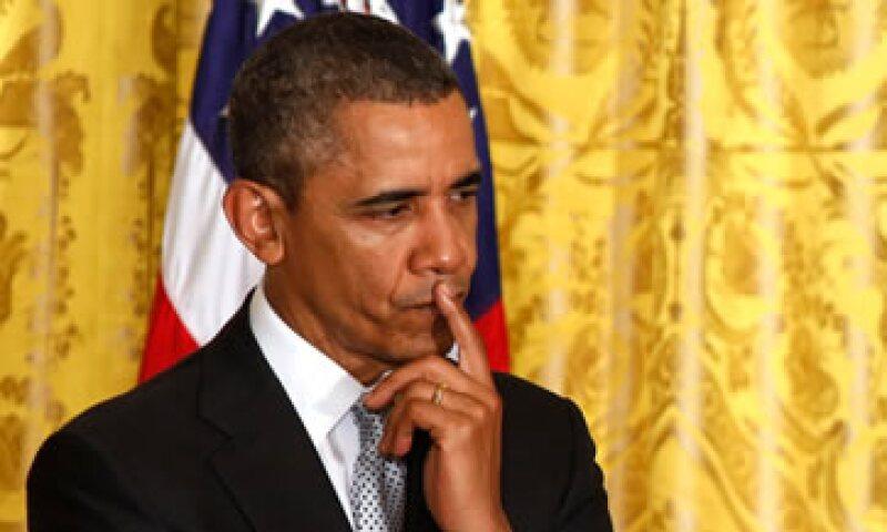 El presidente Barack Obama dijo que el proyecto republicano busca reducciones de impuestos enormes a las familias que ganan más de 1 mdd al año. (Foto: Reuters)