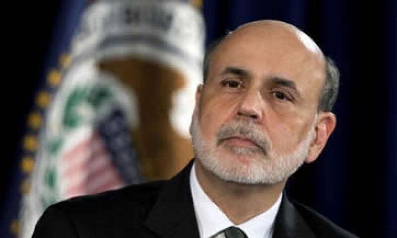 El presidente de la Fed, Ben Bernanke podría dejar su cargo en enero, cuando termina su segundo periodo al frente de la Reserva Federal.(Foto: Reuters)