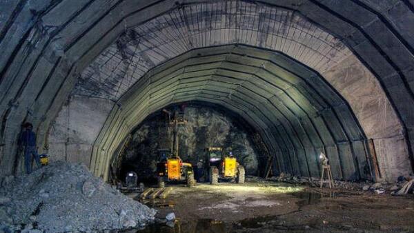 Tunel de Yesca