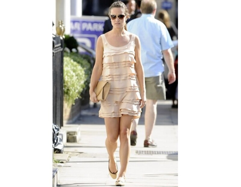 Pippa siempre ha estado bajo la lupa de las revistas de moda por sus looks casuales y trendy.