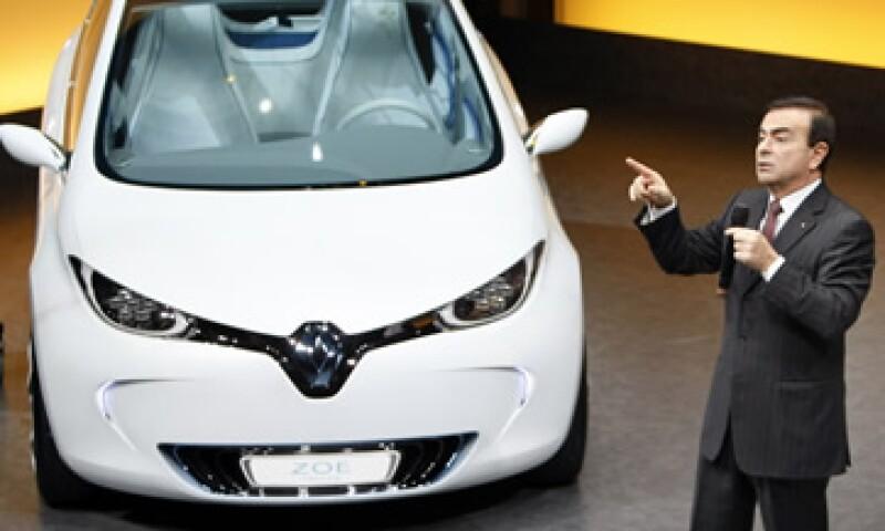El CEO Carlos Ghosn espera que en cinco años el país sudamericano incremente sus vehículos livianos a más de 4 millones de unidades al año.  (Foto: AP)
