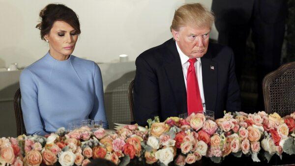 Pareja presidencial