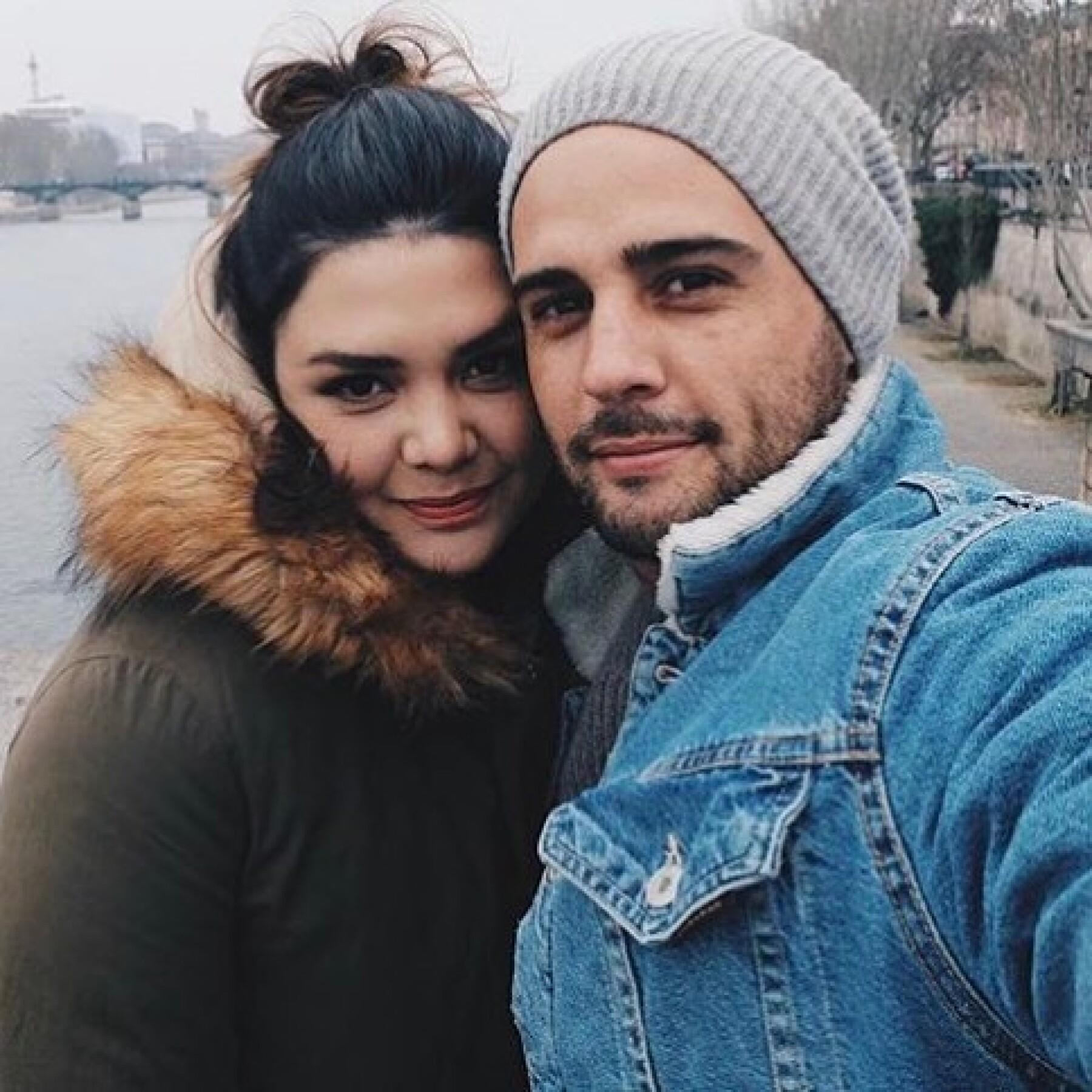 Yuridia y Matías Aranda
