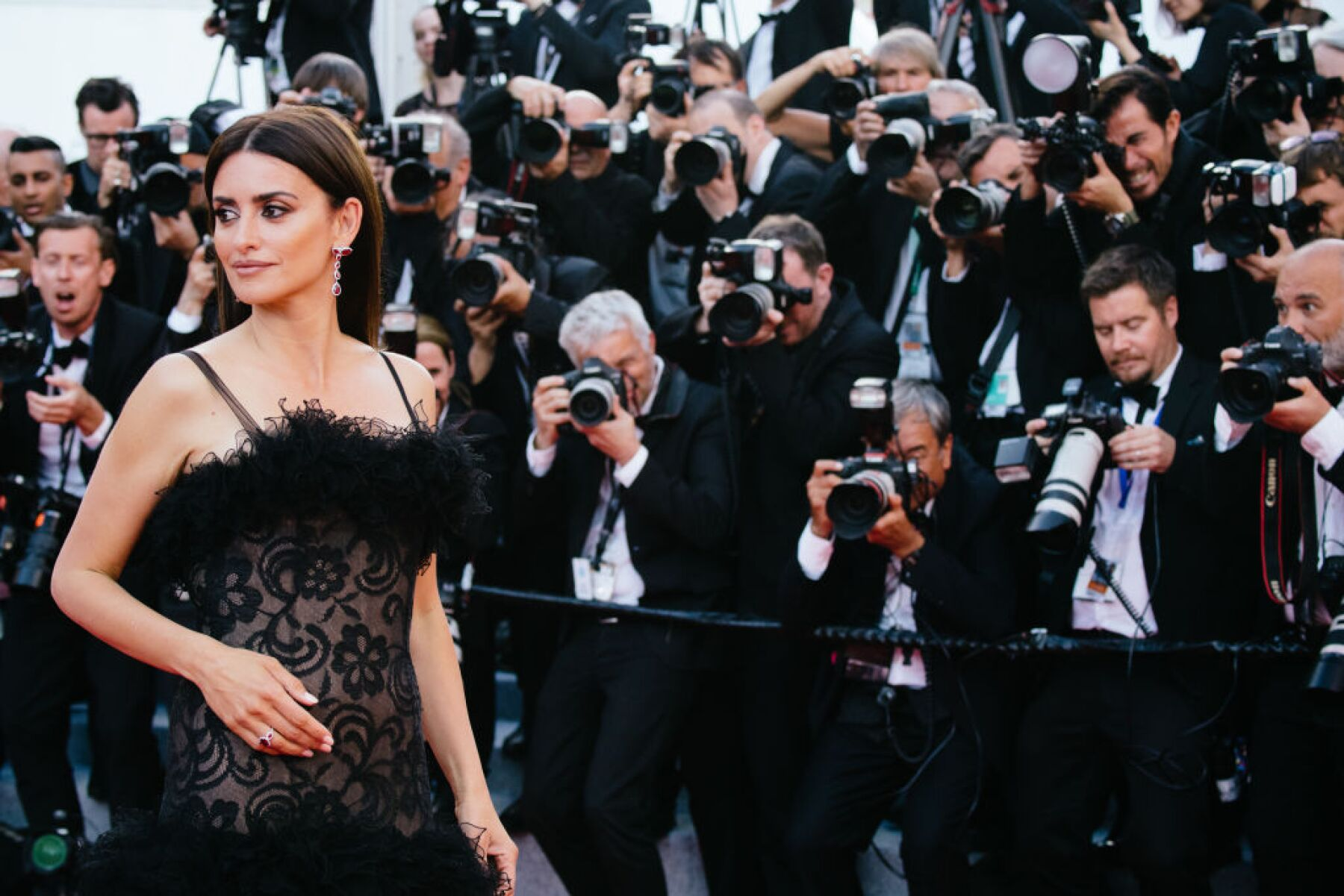 """""""Everybody Knows (Todos Lo Saben)"""" & Opening Gala Red Carpet Arrivals - The 71st Annual Cannes Film Festival"""