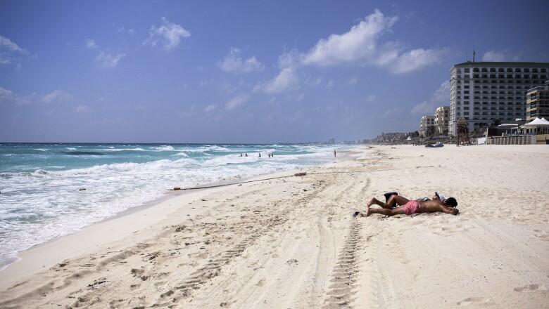 MEXICO-HEALTH-VIRUS-TOURISM