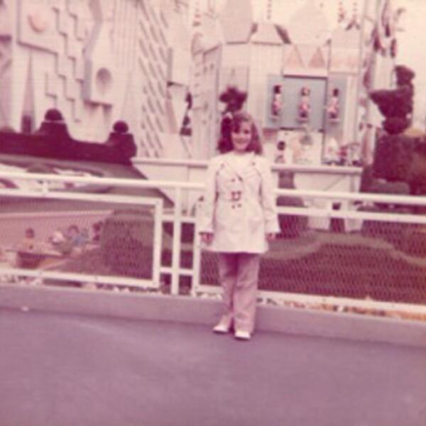 Montserrat Oliver es fan de Disney desde su infancia.