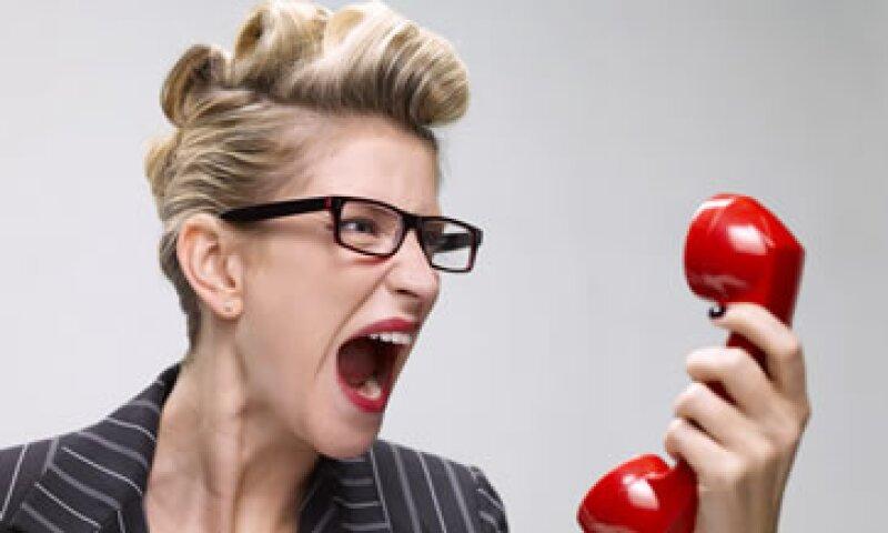 Las empresas de cobranza no deben hablar con lenguaje obsceno, acosar o amenazar. (Foto: Getty Images)