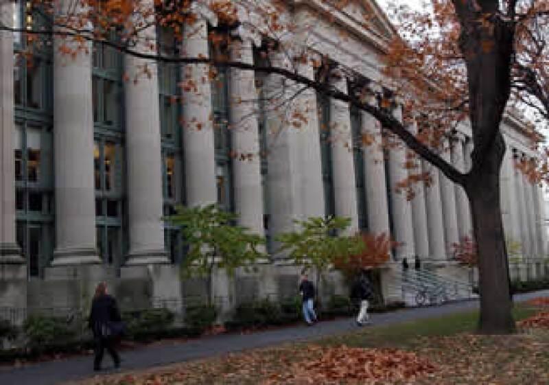 Harvard retuvo el primer lugar en el Ranking Académica de Universidades del Mundo de 2010. (Foto: Archivo AP)