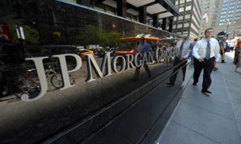 El reporte de JPMorgan fue divulgado antes de lo previsto. (Foto: AFP )