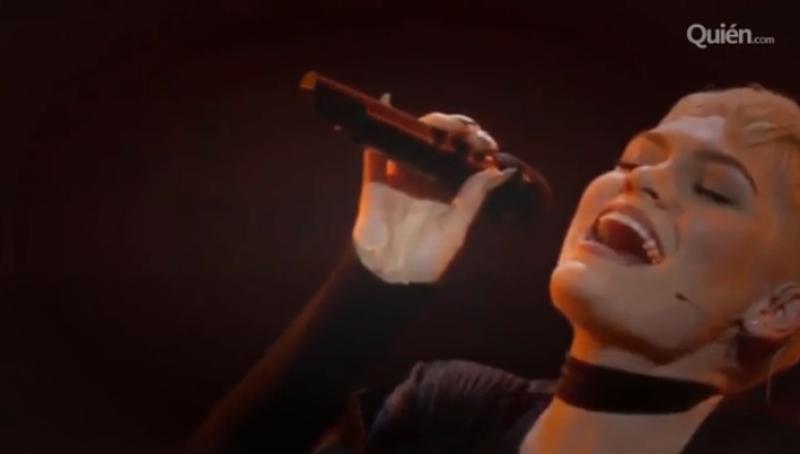 La coach de The Voice Australia hizo su propia intento durante las rondas de audición a ciegas con una canción de Whitney Houston, y el resultado fue impresionante.