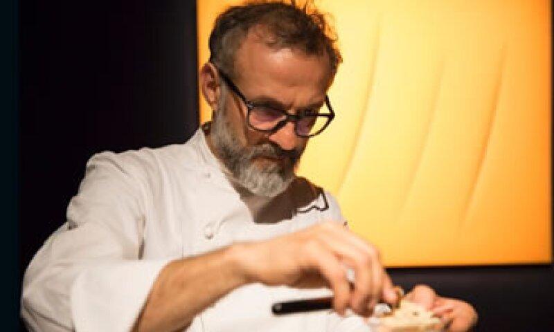 Bottura tiene el segundo mejor restaurante del mundo. (Foto: Sotheby's)