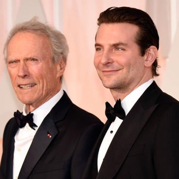 Clint Eastwood, Bradley Cooper.