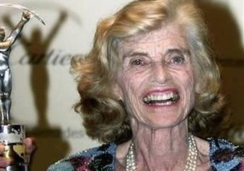Eunice Kennedy falleció a los 88 años. Su labor con las personas con discapacidad era reconocida en todo el mundo. (Foto: Reuters)