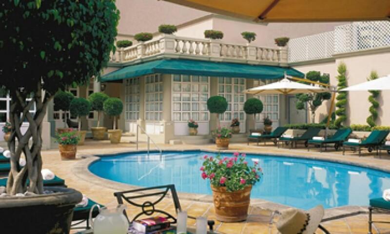 El Four Seasons está ubicado en Paseo de la Reforma en el DF. (Foto tomada de fourseasons.com)