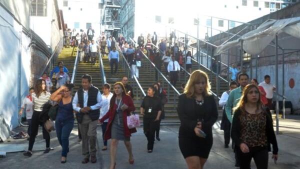 El gobierno de la CDMX admite la falla de altavoces de alerta sísmica