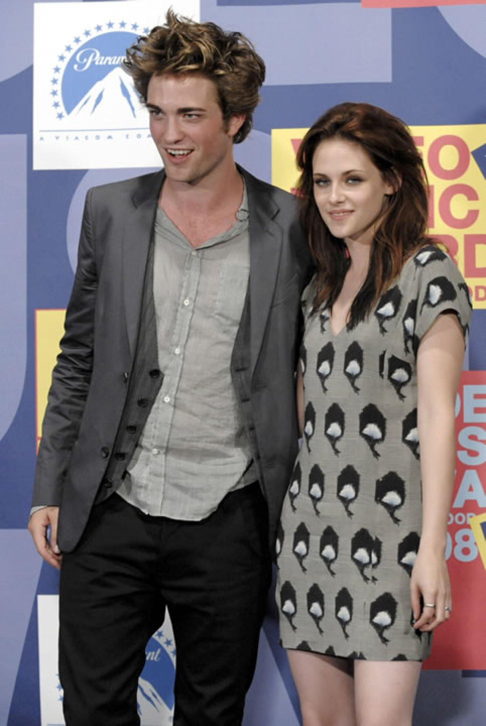 La primera vez que los captaron en situación romántica, fue en 2009 en la ciudad de Nueva York, donde muchos afirman parecían `preparatorianos enamorados´.