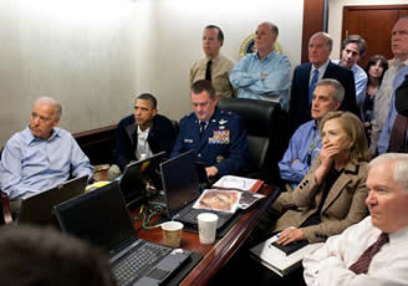 La Casa Blanca reveló la imagen donde el presidente Obama y sus asesores reciben información sobre la operación donde murió Osama bin Laden. (Foto: Cortesía Flickr de Casa Blanca)