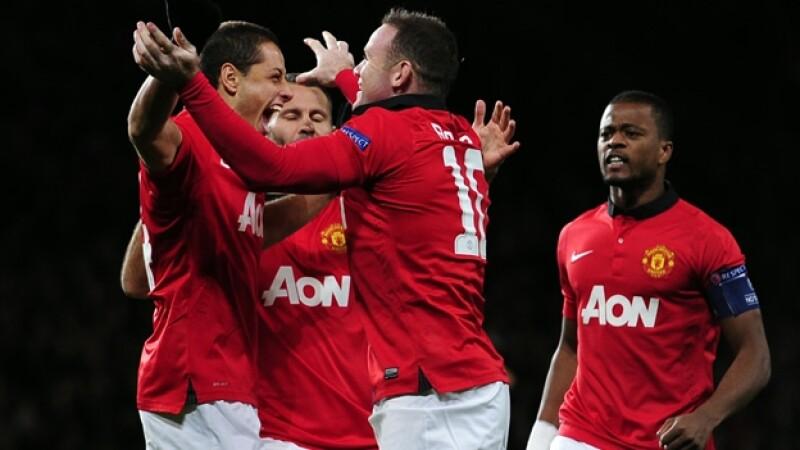 manchester united real sociedad liga de campeones