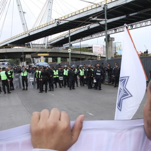 protesta aicm