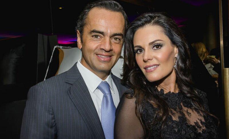 Roberto Compeán y Gabriela Murillo.