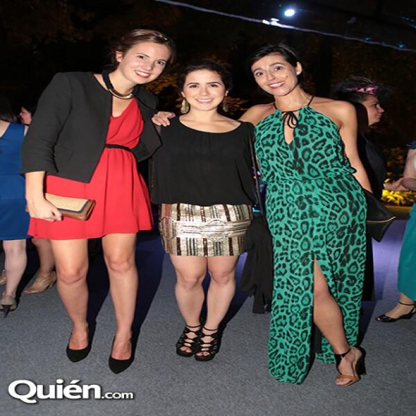 Cecile Fabre,Fernanda Guerrero,Laura Meras