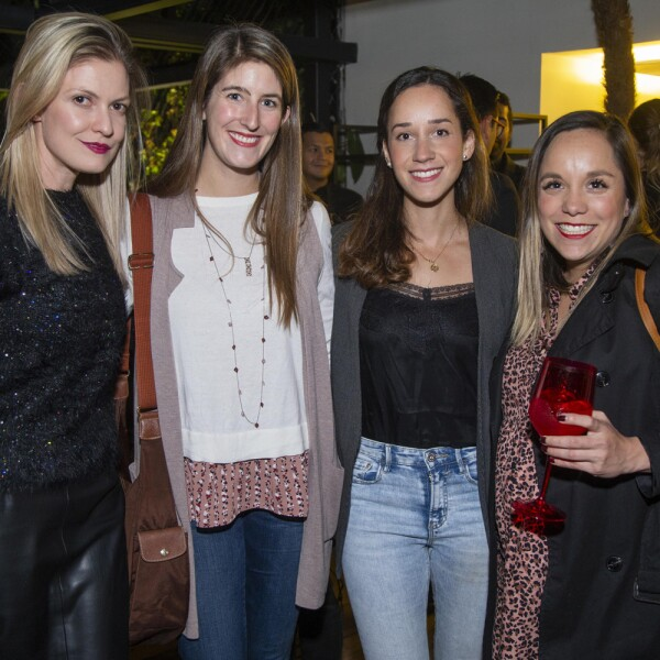 Ana Victoria Garcia, Mercedes Migoya, Sofía Torres, Ana Pérez Cristo