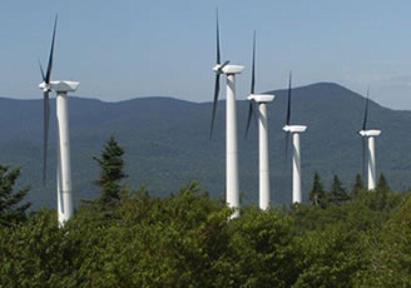 El Gobierno mexicano invertirá 500 mdd en la producción de energía eólica. (Foto: AP)